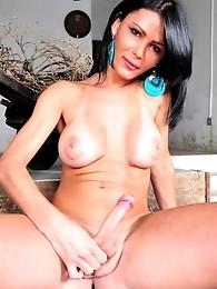 Seductive Renata McLayne exposing her sexy body