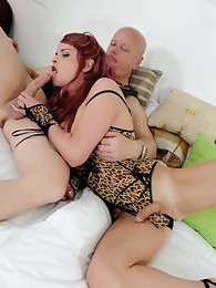 Horny Liberty gets fucked rough and deep
