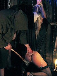 Naughty Crossdresser Joanne is spanked and punished in this kinky selection of fetish galleries