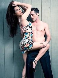 Sunday Valentina and Lance Hart