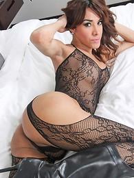 Latina Goddess Sabrina Lopez!