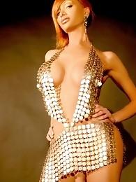Glamorous Mariana Cordoba Posing Sexy