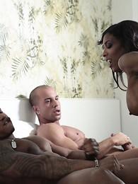 Natassia, Anthony and Tony